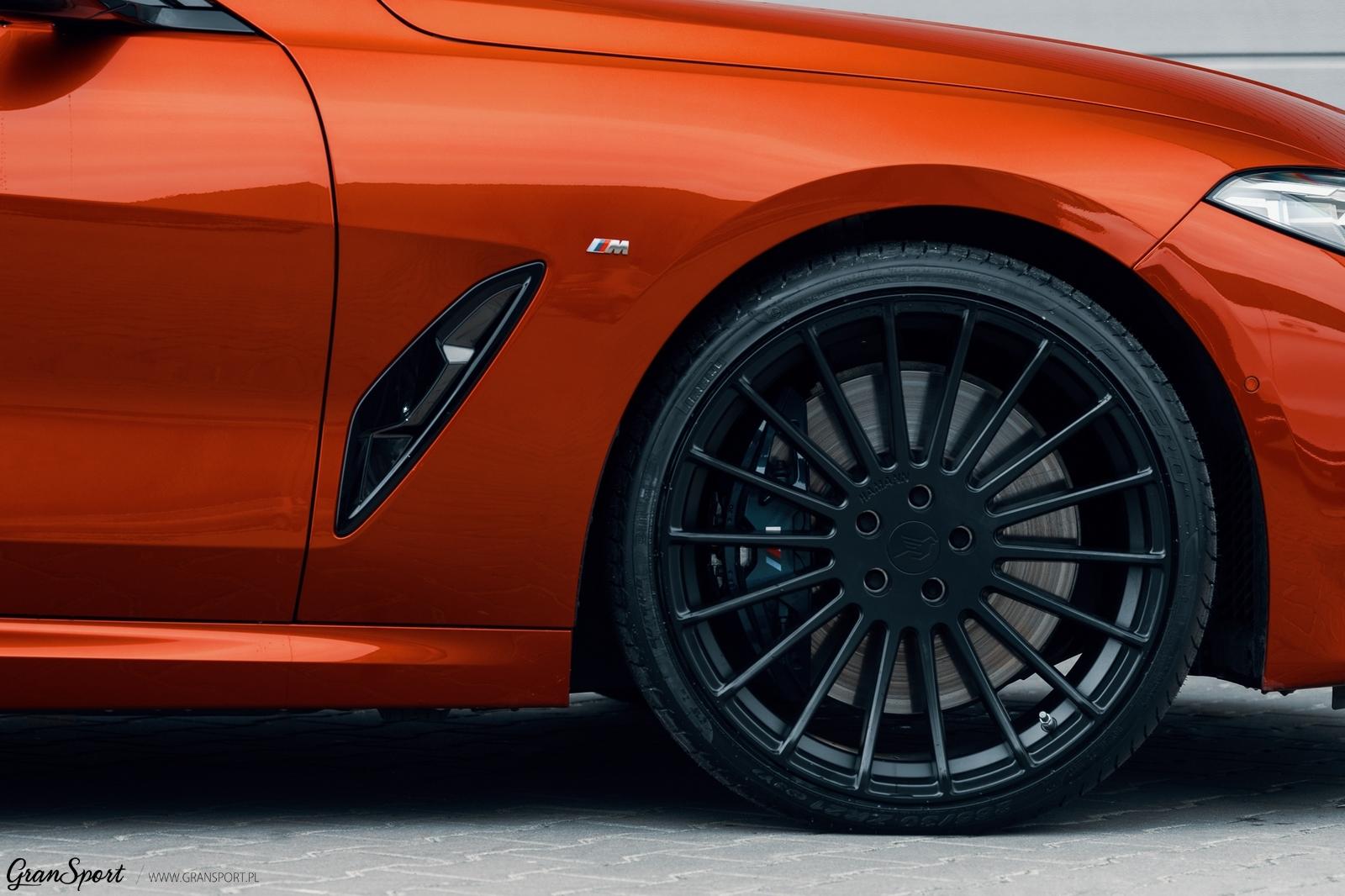 BMW 8 Hamann