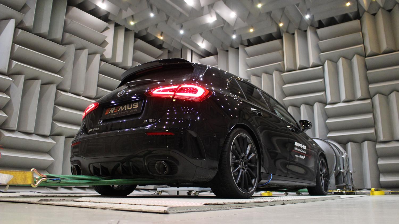 Mercedes A 35 AMG Remus