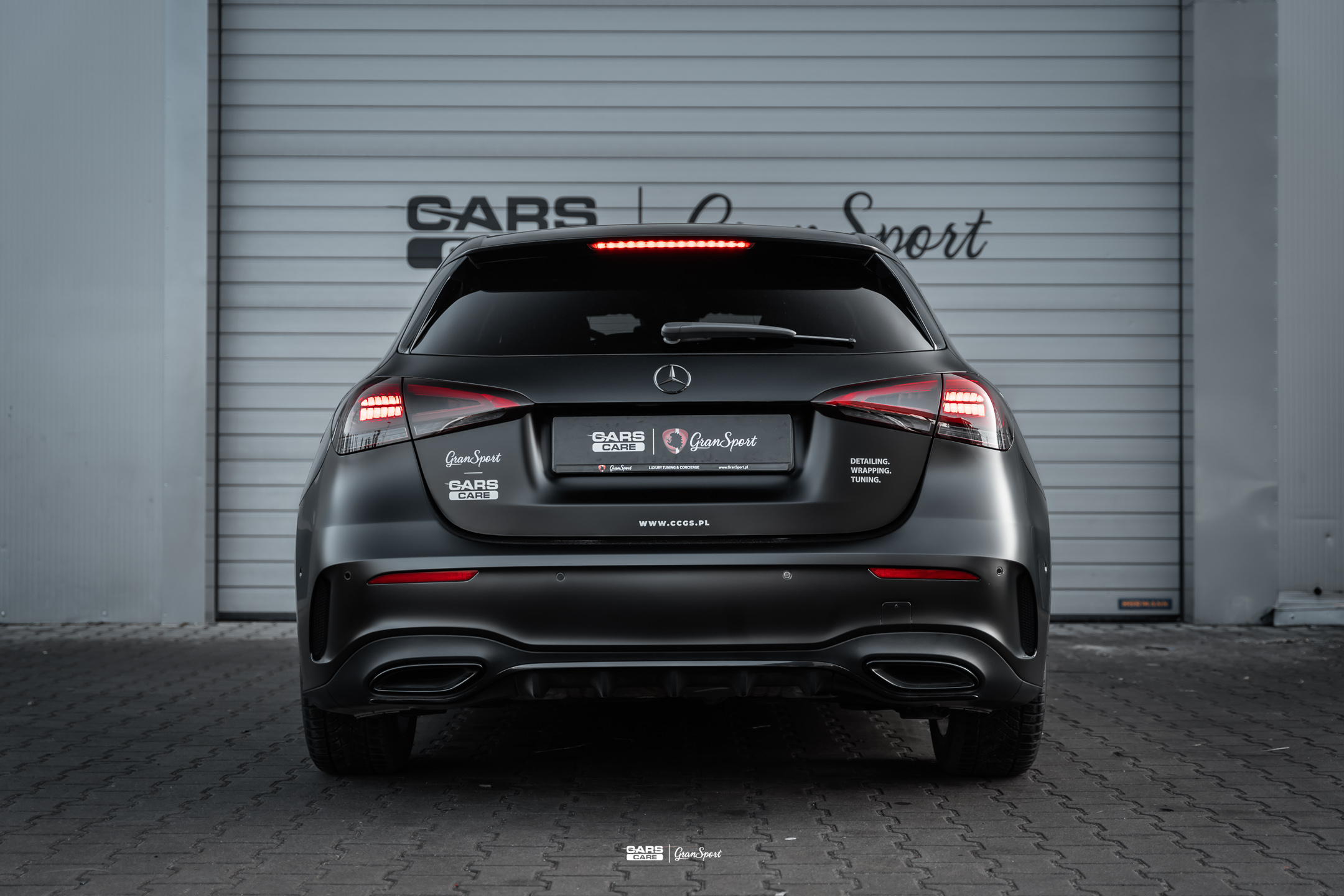 Mercedes A W177