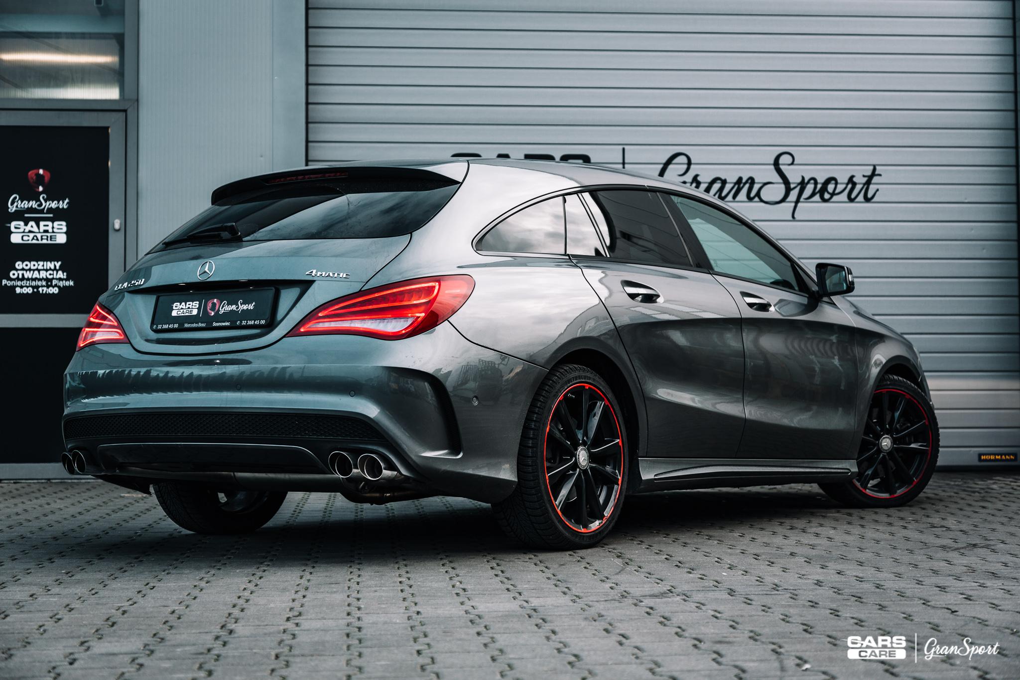 Mercedes CLA Remus