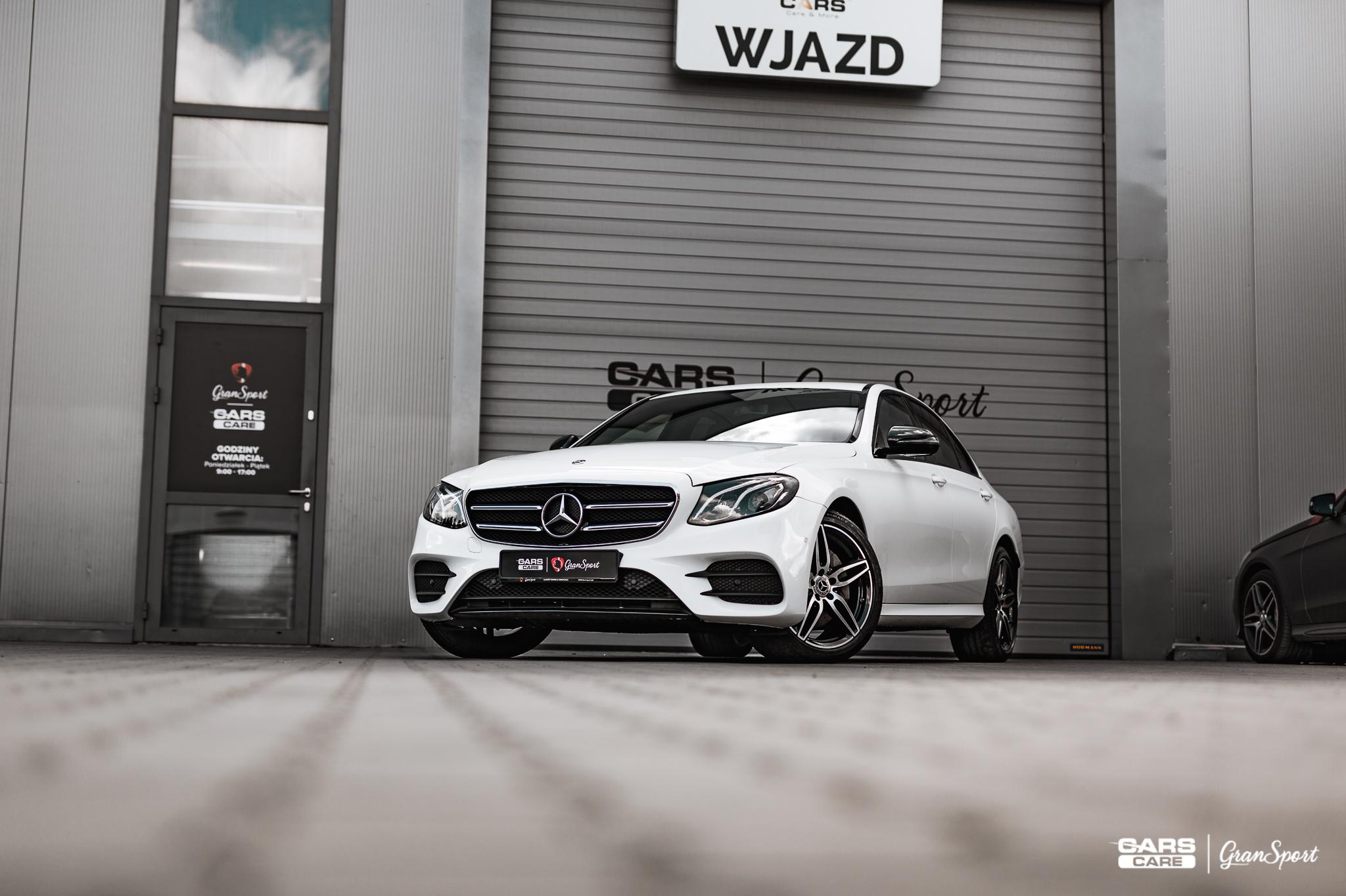 Mercedes E S213