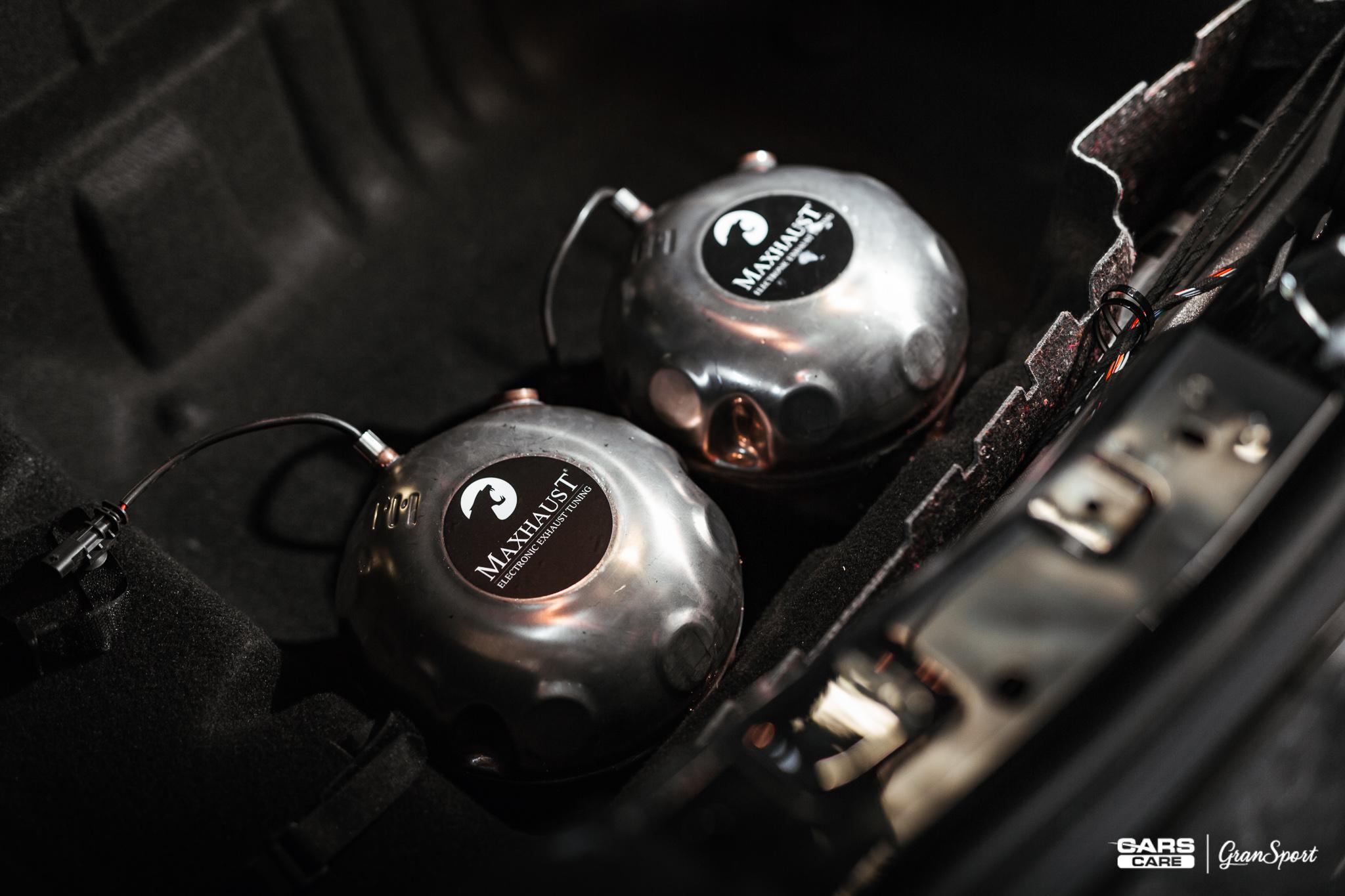 Mercedes E W213 Maxhaust
