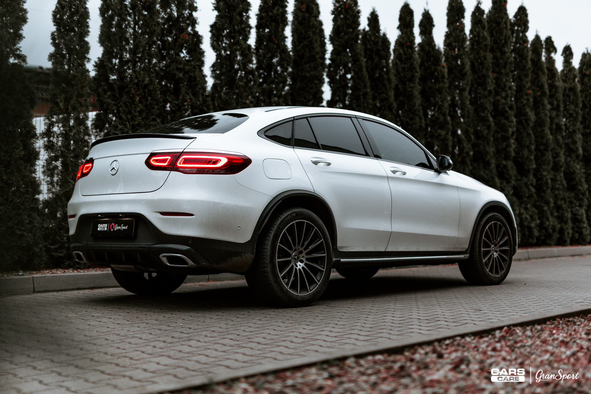 Mercedes GLC Coupe Maxhaust