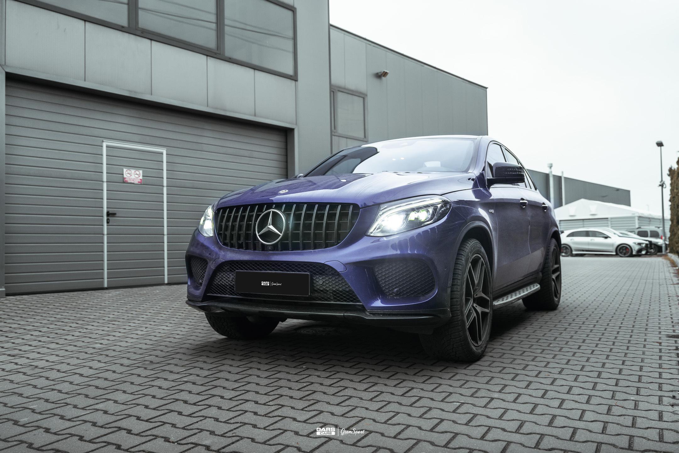 Mercedes GLE Coupe Brabus Capristo