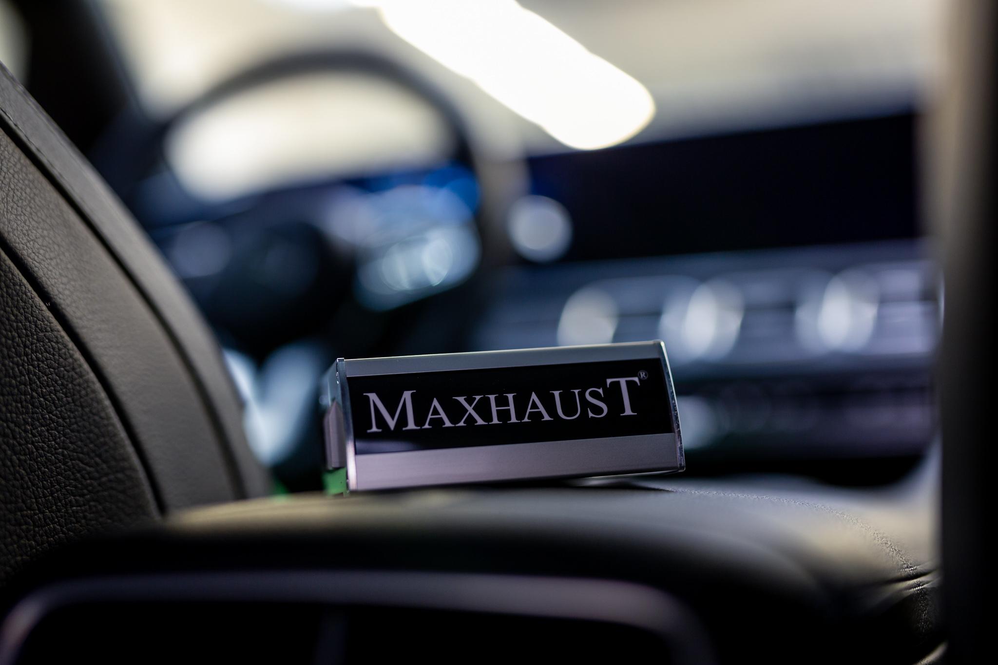 Mercedes GLE Maxhaust
