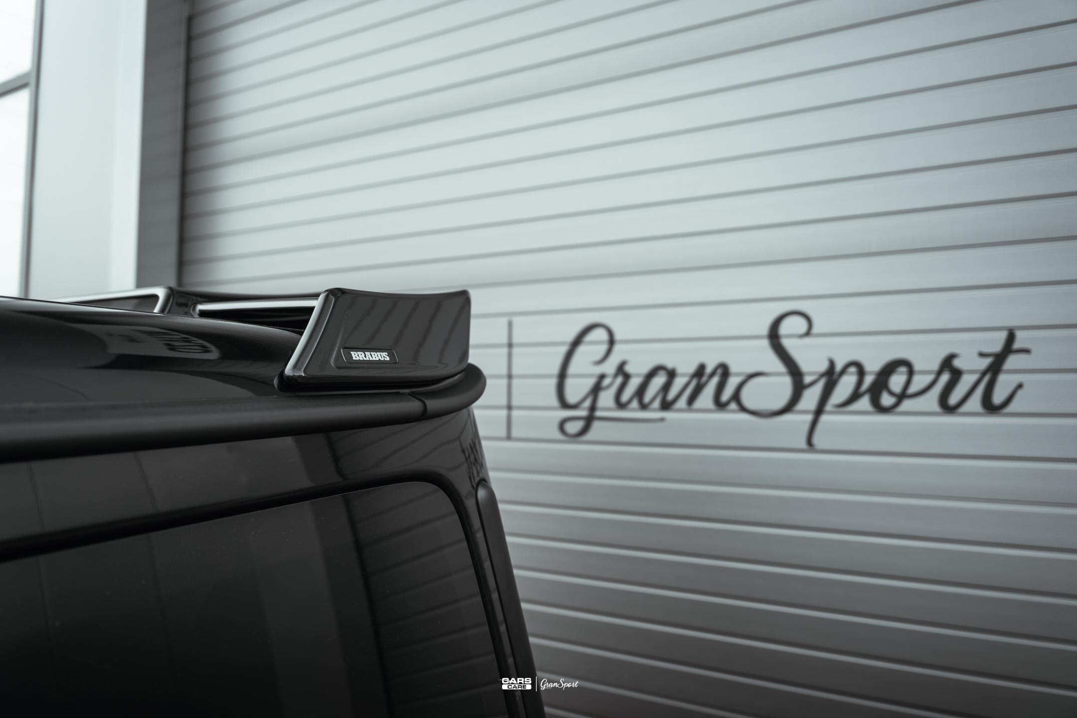 Mercedes G Brabus