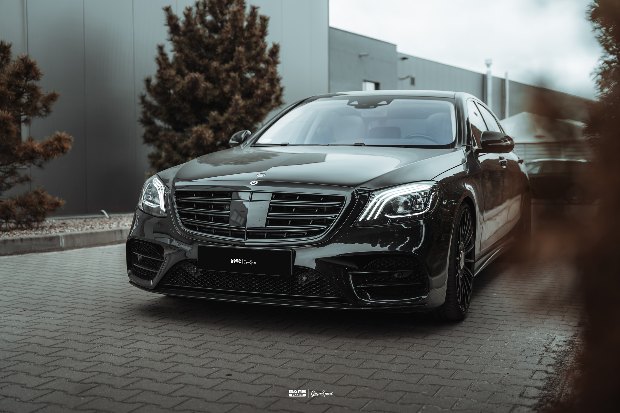 Mercedes S W222 Brabus