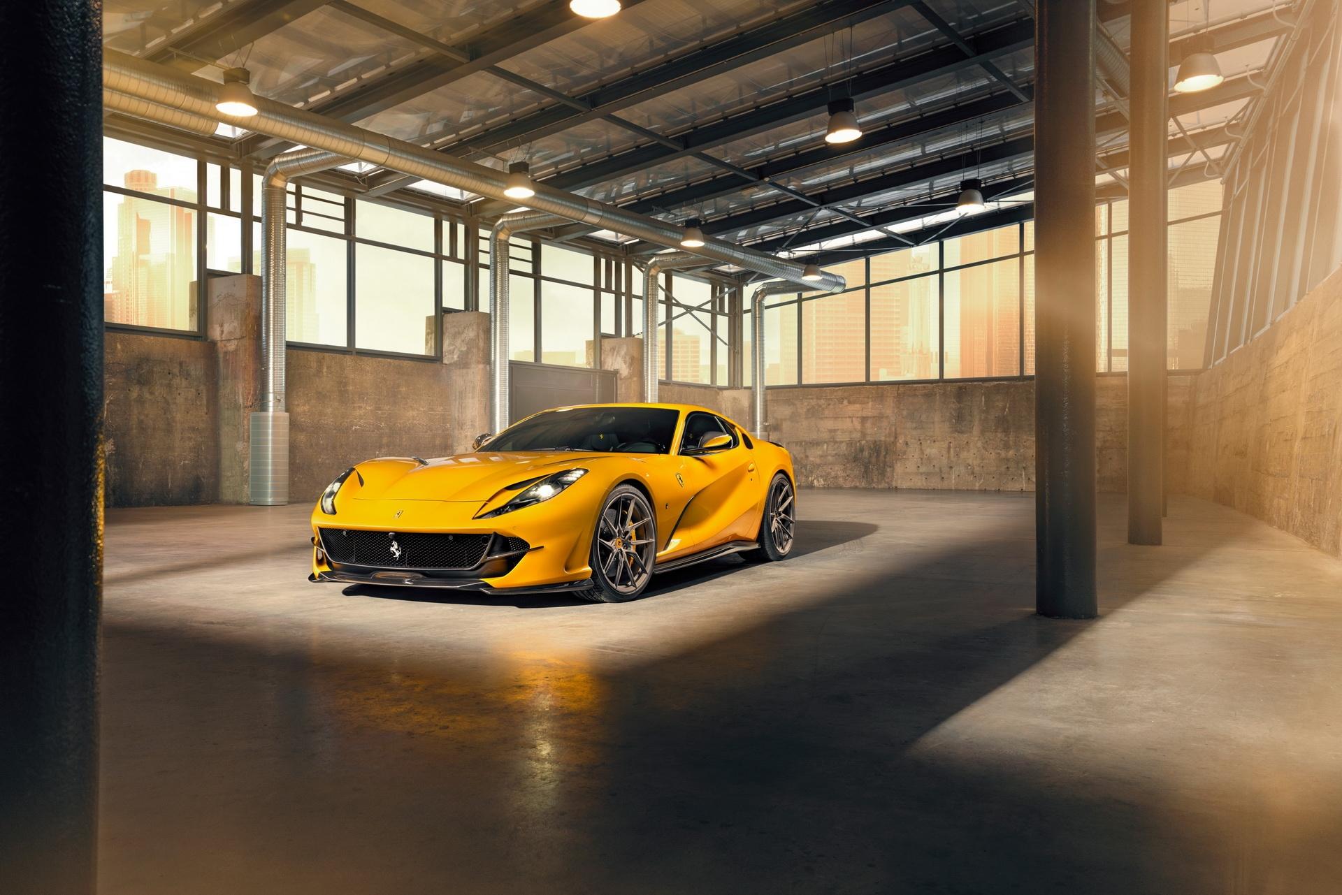 Ferrari 812superfast Novitec
