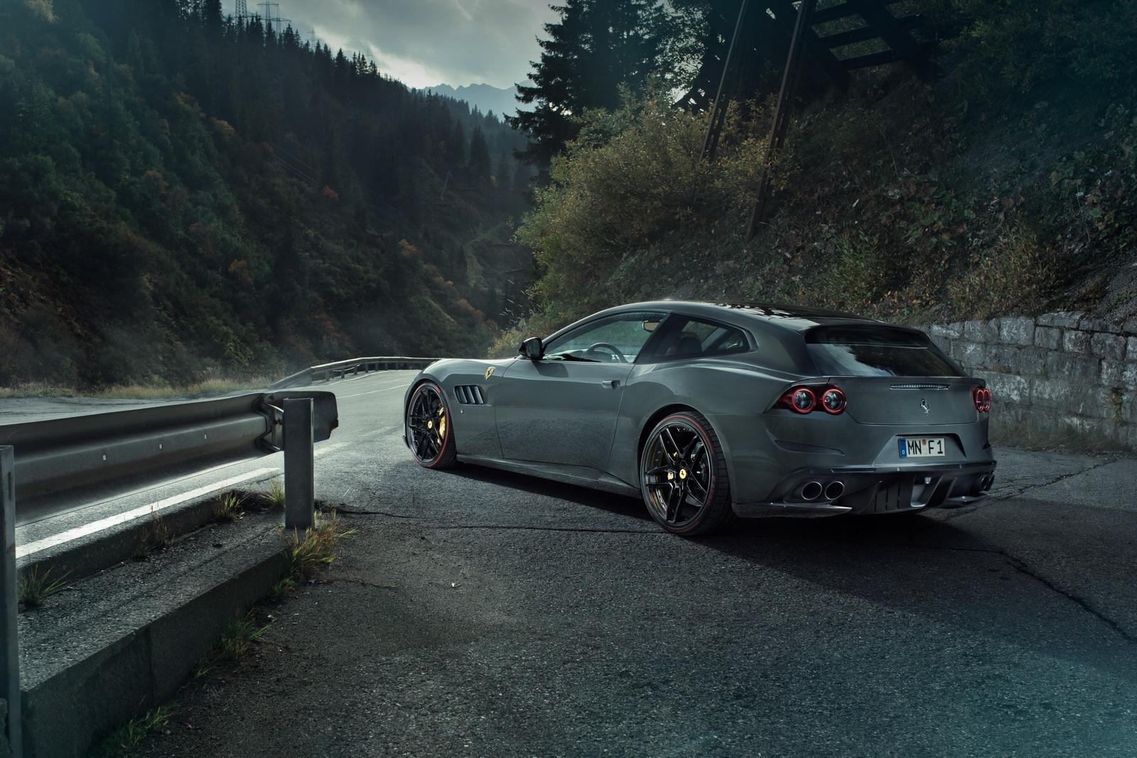 Ferrari GTC4lusso Novitec