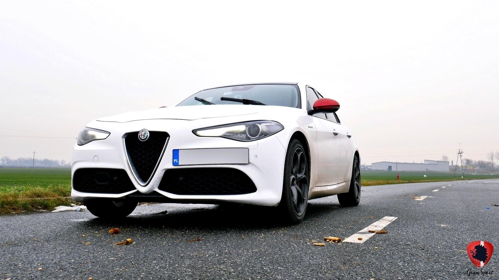 Alfa Romeo Giulia Veloce Remus