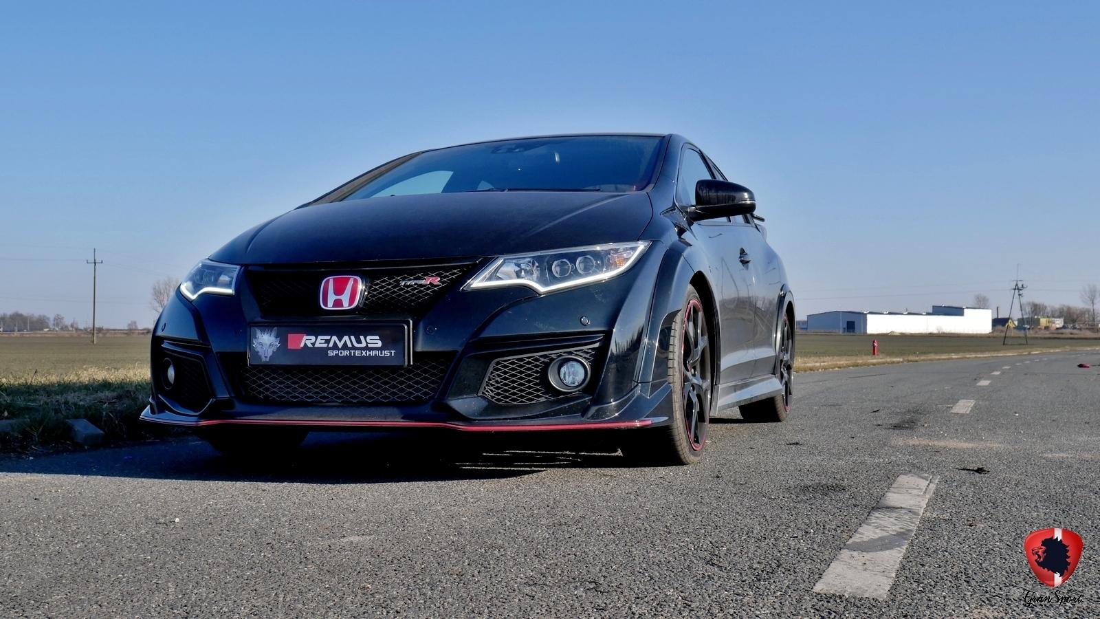 Honda Civic Type-R FK2 Remus