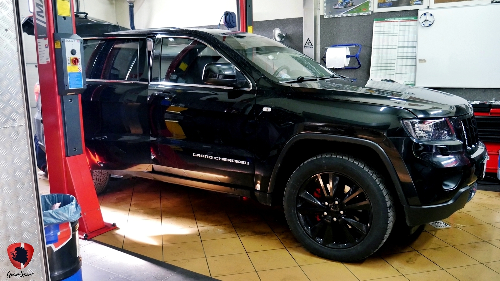 Jeep Grand Cherokee Maxhaust
