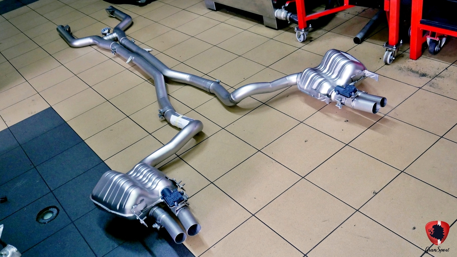 Mercedes-AMG C63S Remus