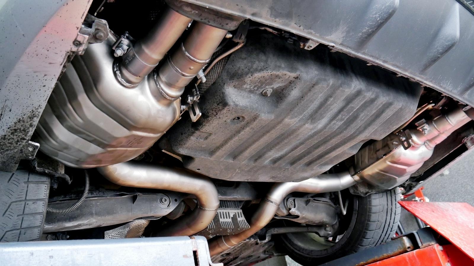Mercedes-AMG C63 Remus