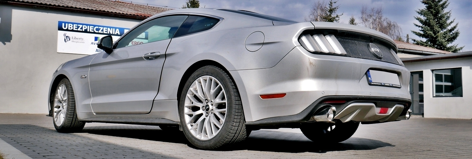 Ford Mustang Gt 5.0 V8 Remus Remus