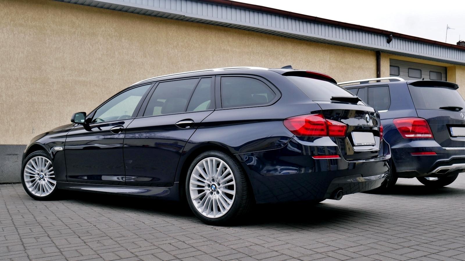 BMW 535d F11 Maxhaust