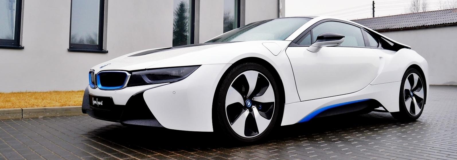 BMW i8 Maxhaust