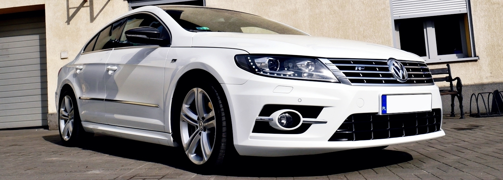 Volkswagen Passat CC Maxhaust