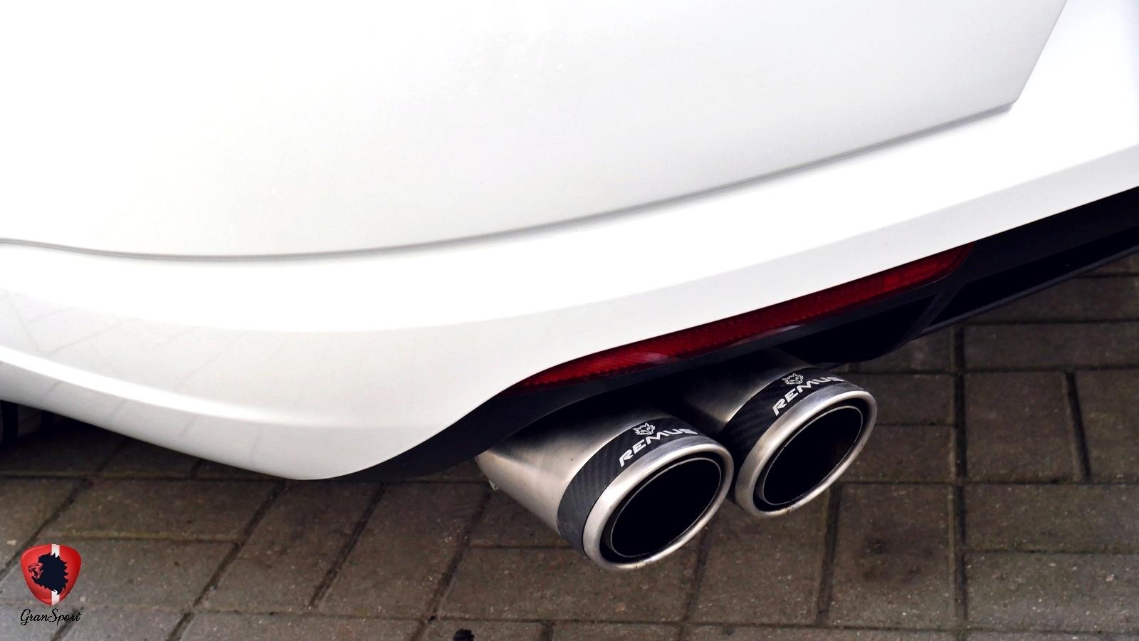 VW Passat CC Maxhaust Remus