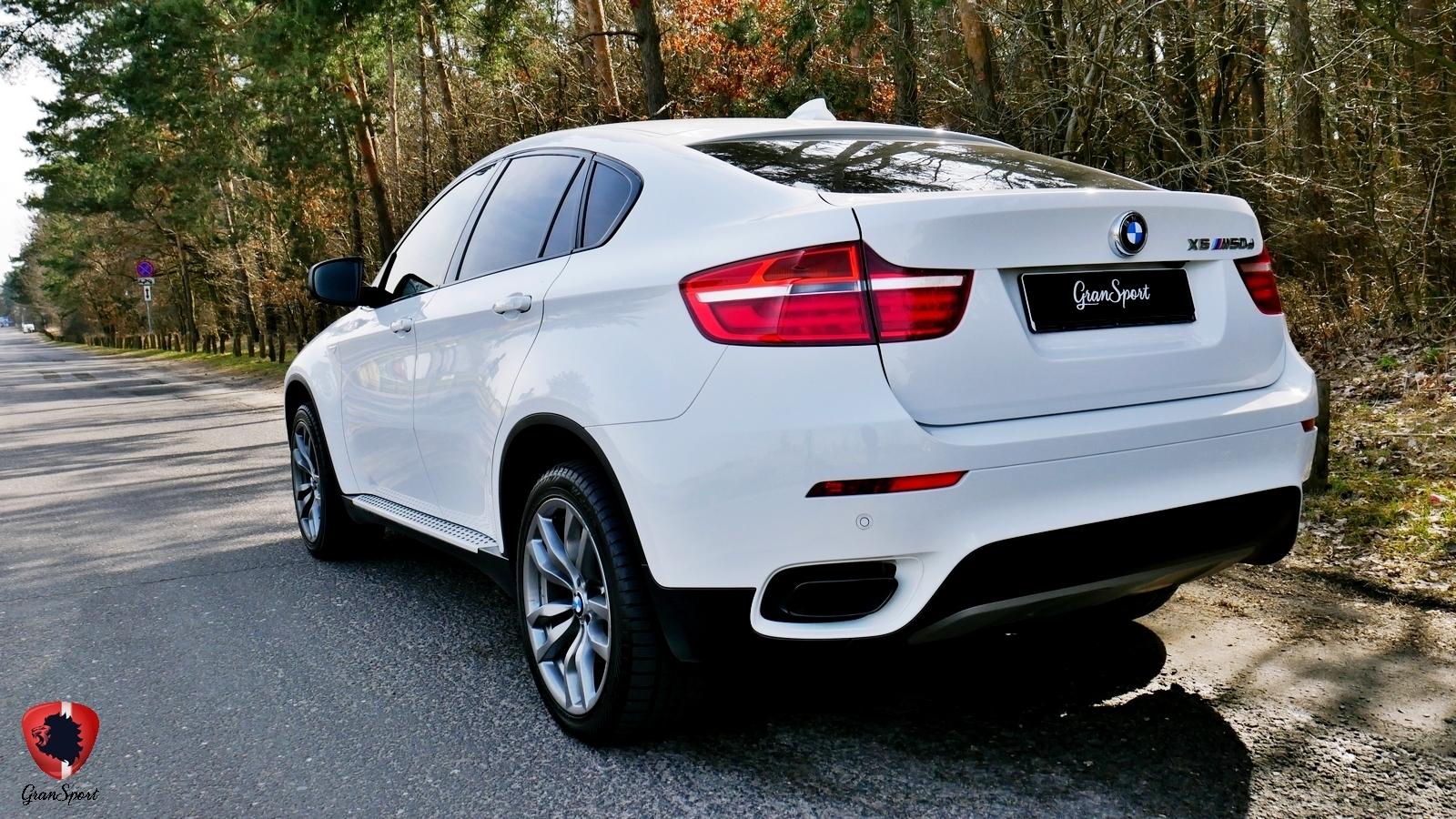 BMW X6 M50d E71 Maxhaust