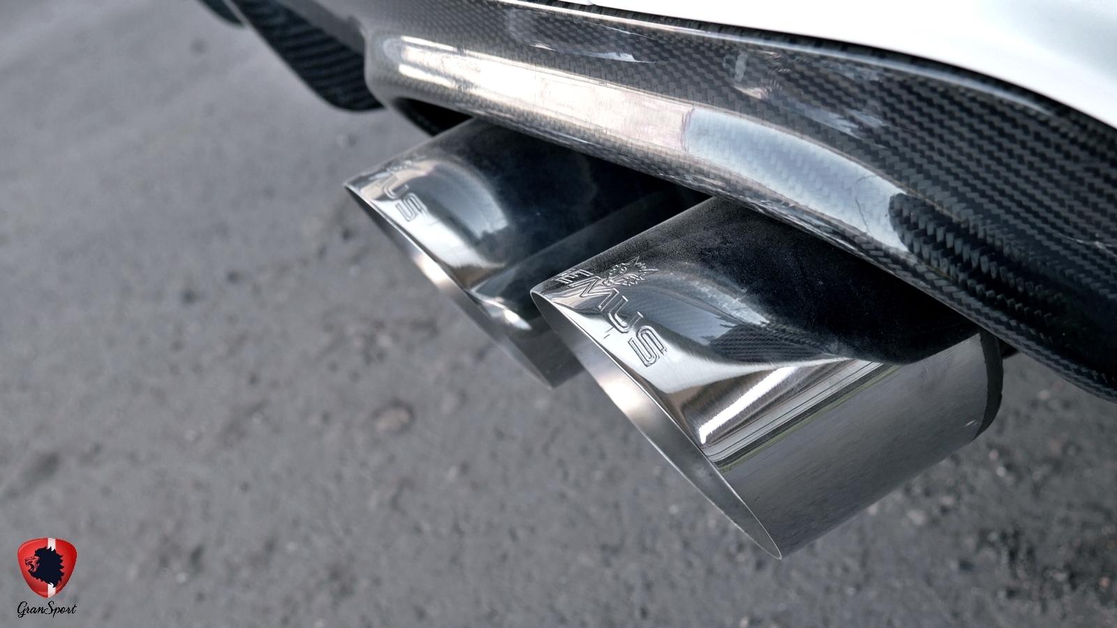 Mercedes C 63 AMG Coupe Remus