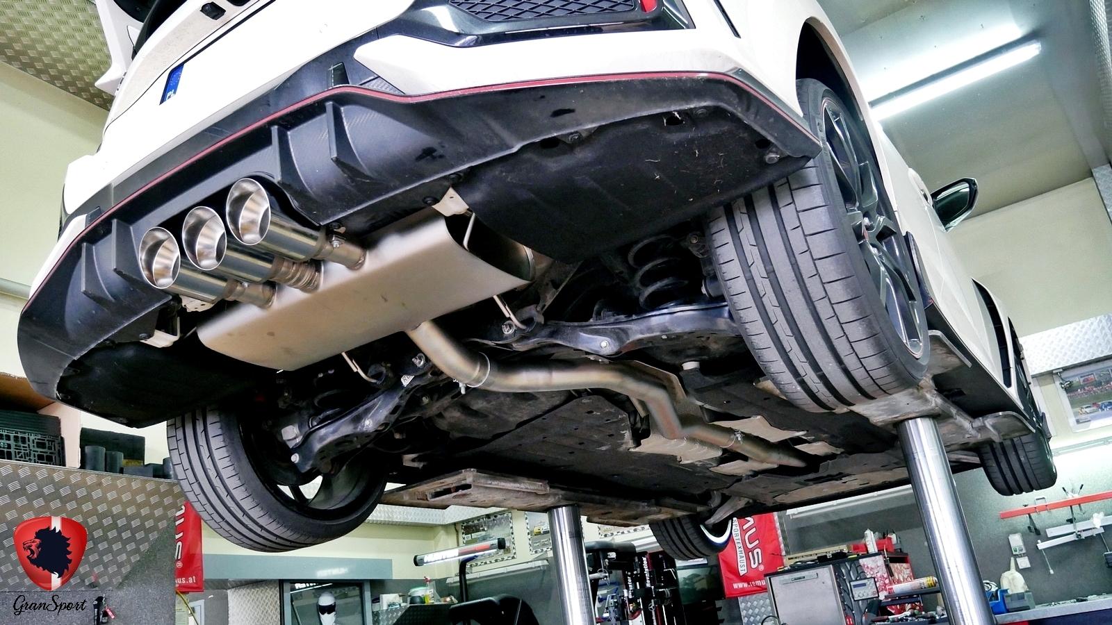 Honda Civic Type-R FK8 Remus