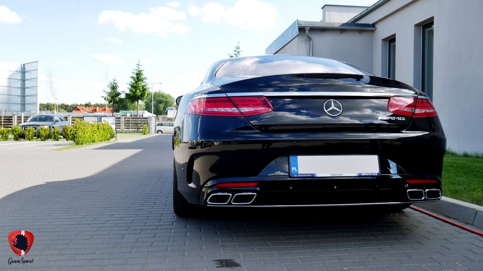 Mercedes-Benz S 400 Coupe