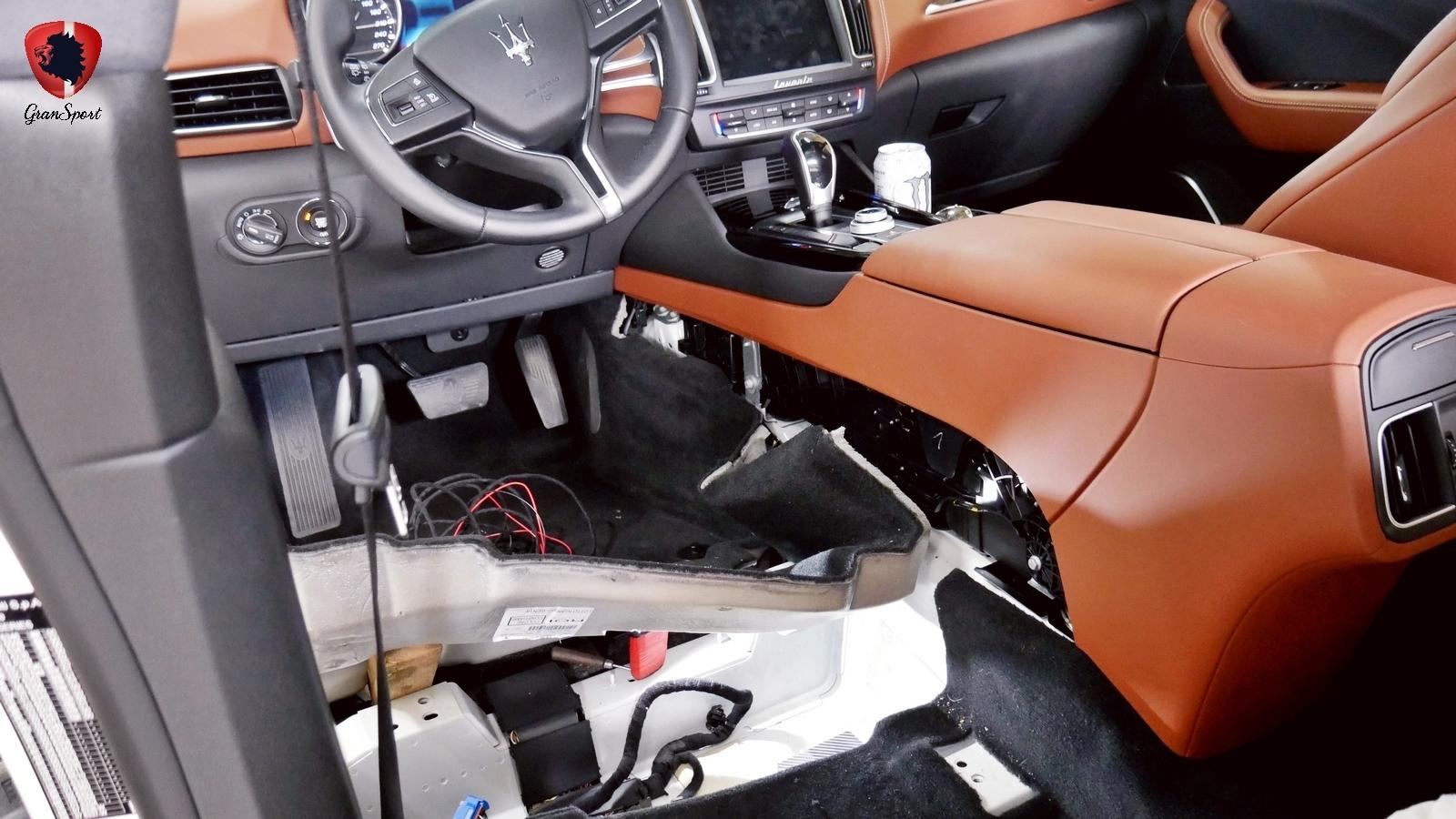 Maserati Levante Maxhaust