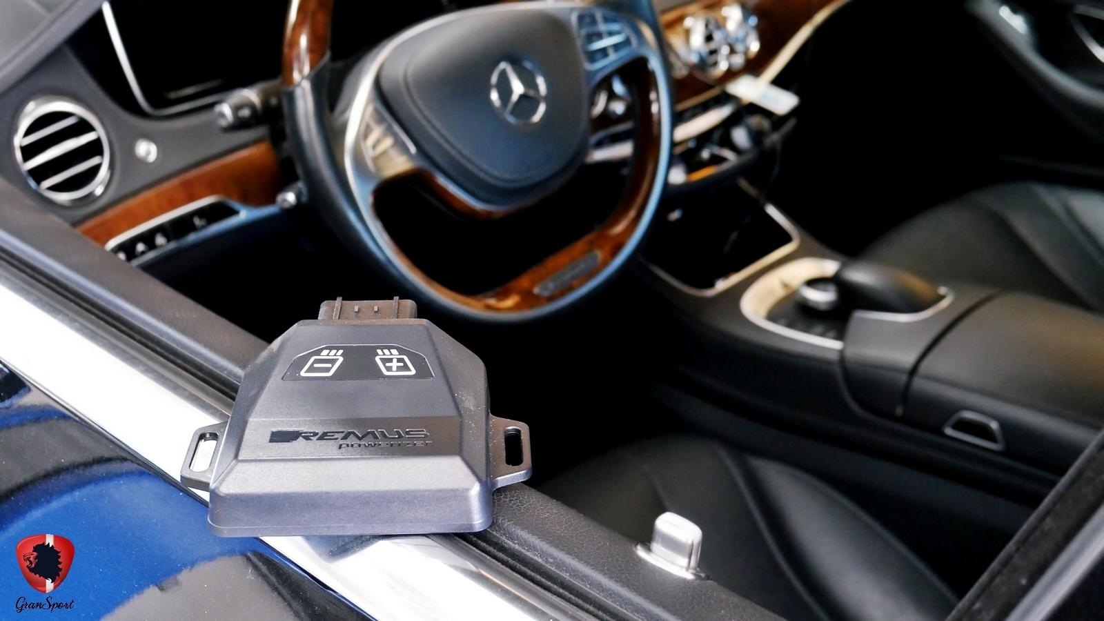 Mercedes-Benz S 350 BlueTec Remus