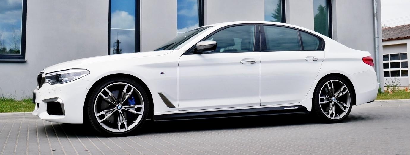 BMW M550d G30 Maxhaust