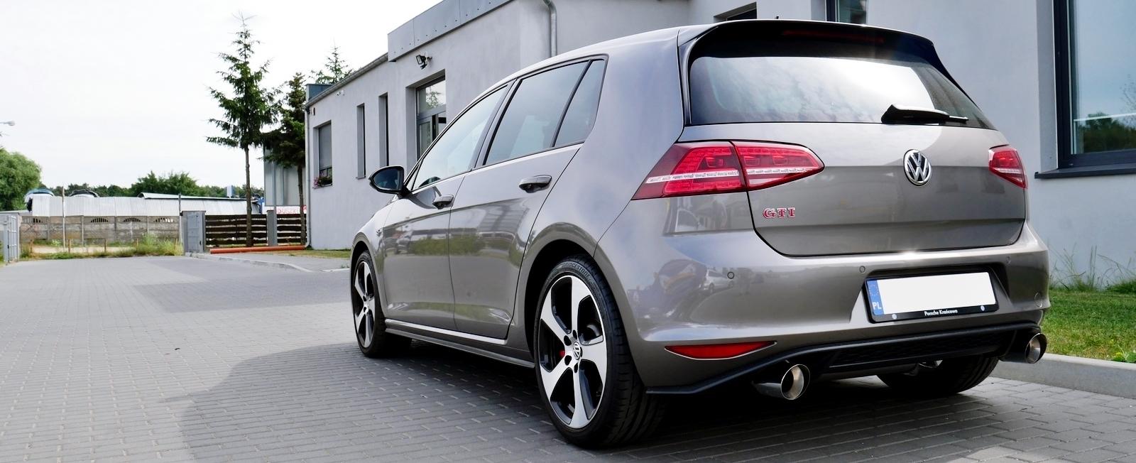 VW Golf 7 GTI Remus