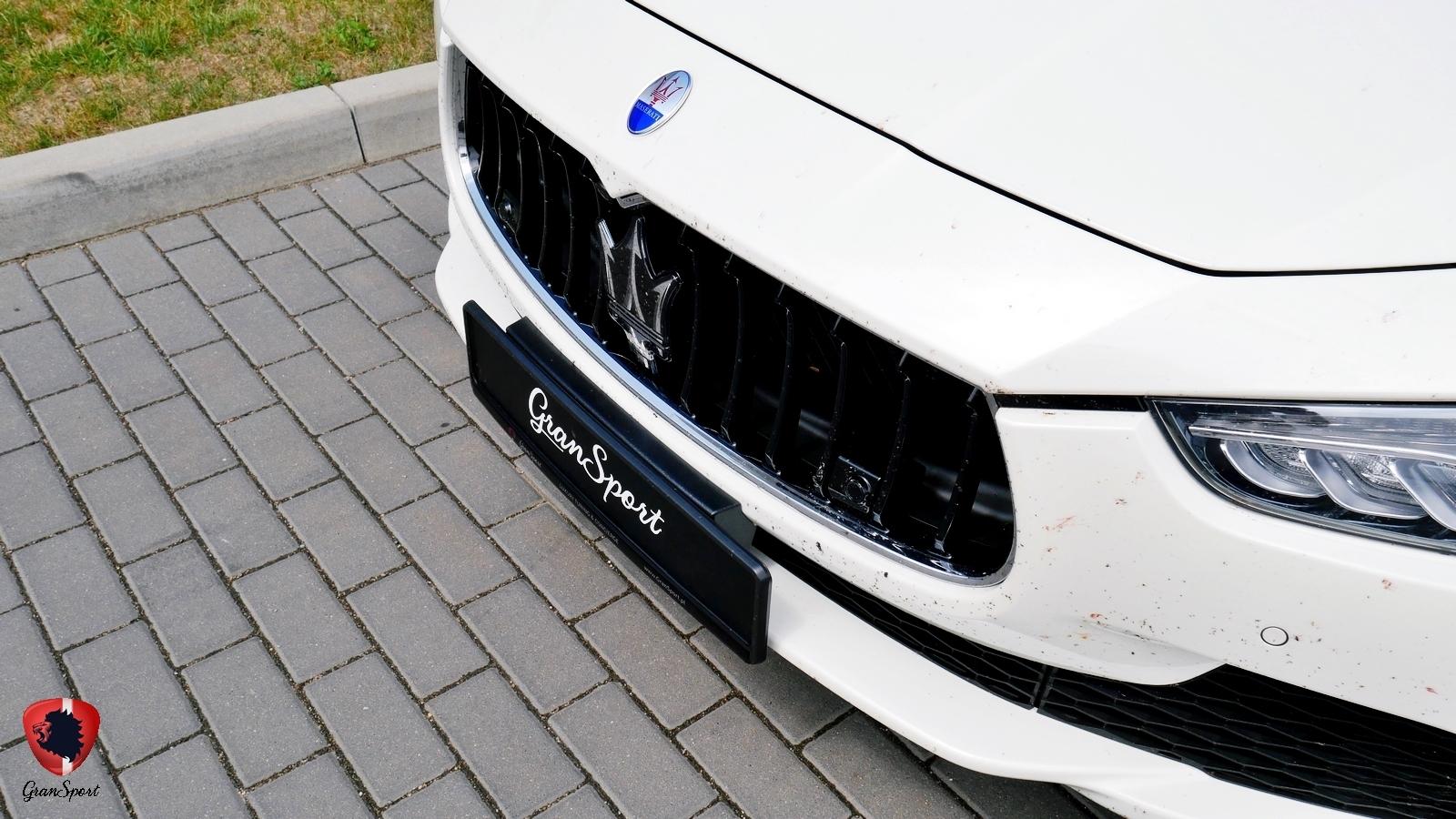 Maserati Ghibli Novitec