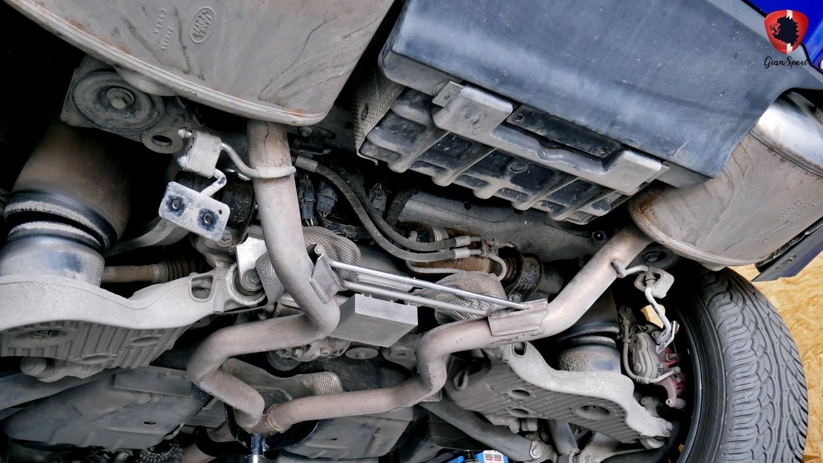 Range Rover Sport Maxhaust