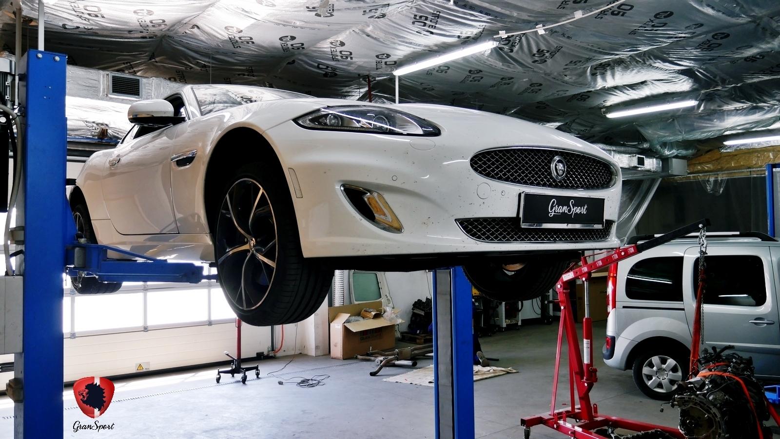 Jaguar XK 5.0 V8 Quicksilver