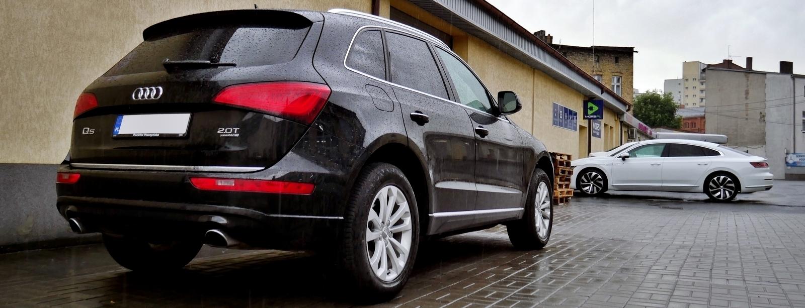 Audi Q5 Maxhaust