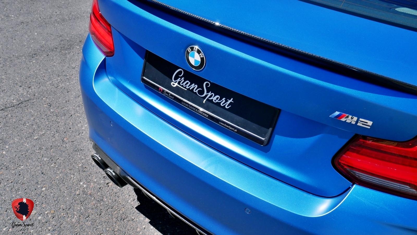 BMW M2 Remus