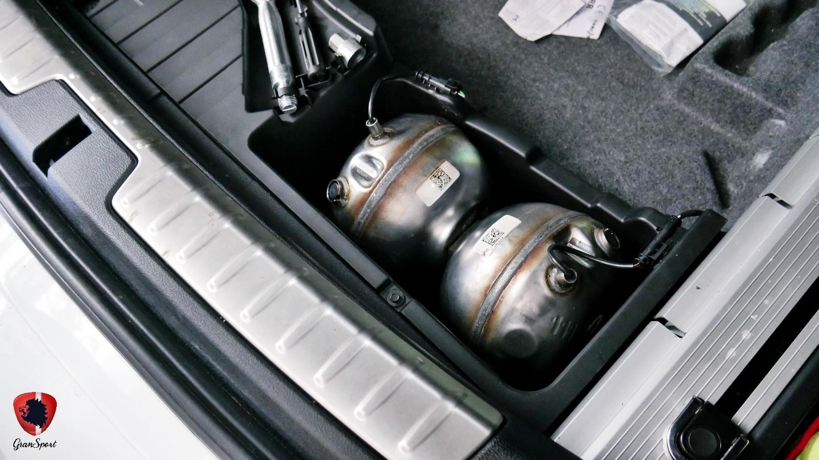 BMW X6 F16 Maxhaust