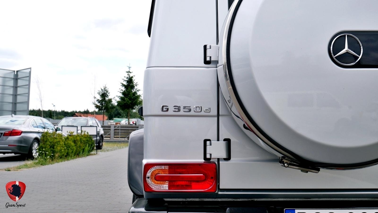 Mercedes-Benz G350d Brabus