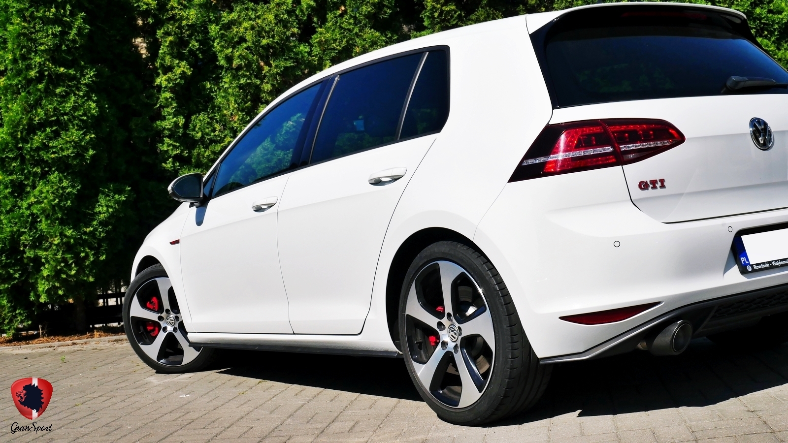 VW Golf 7 GTI Remus
