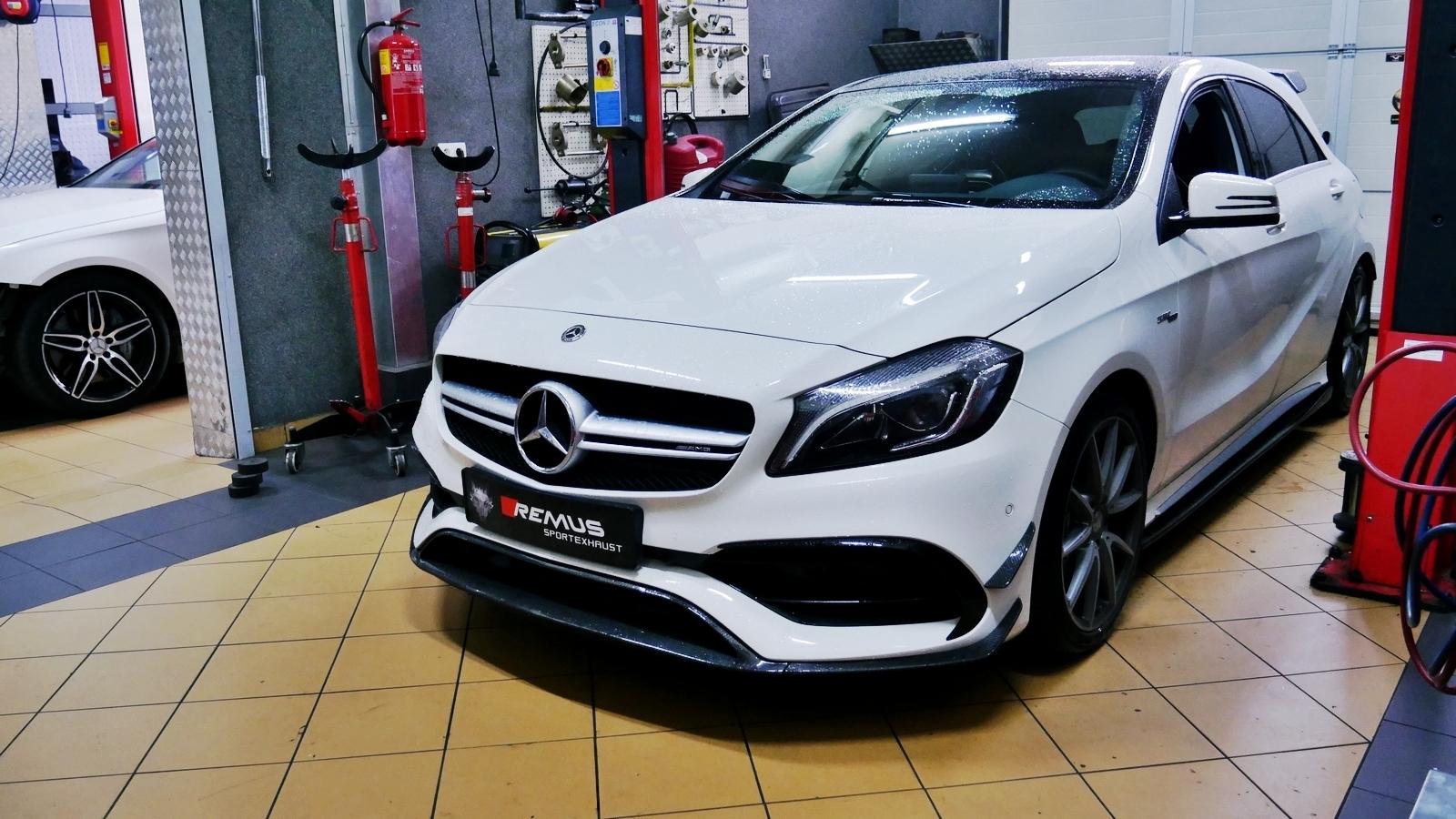 Mercedes-AMG A45 Remus