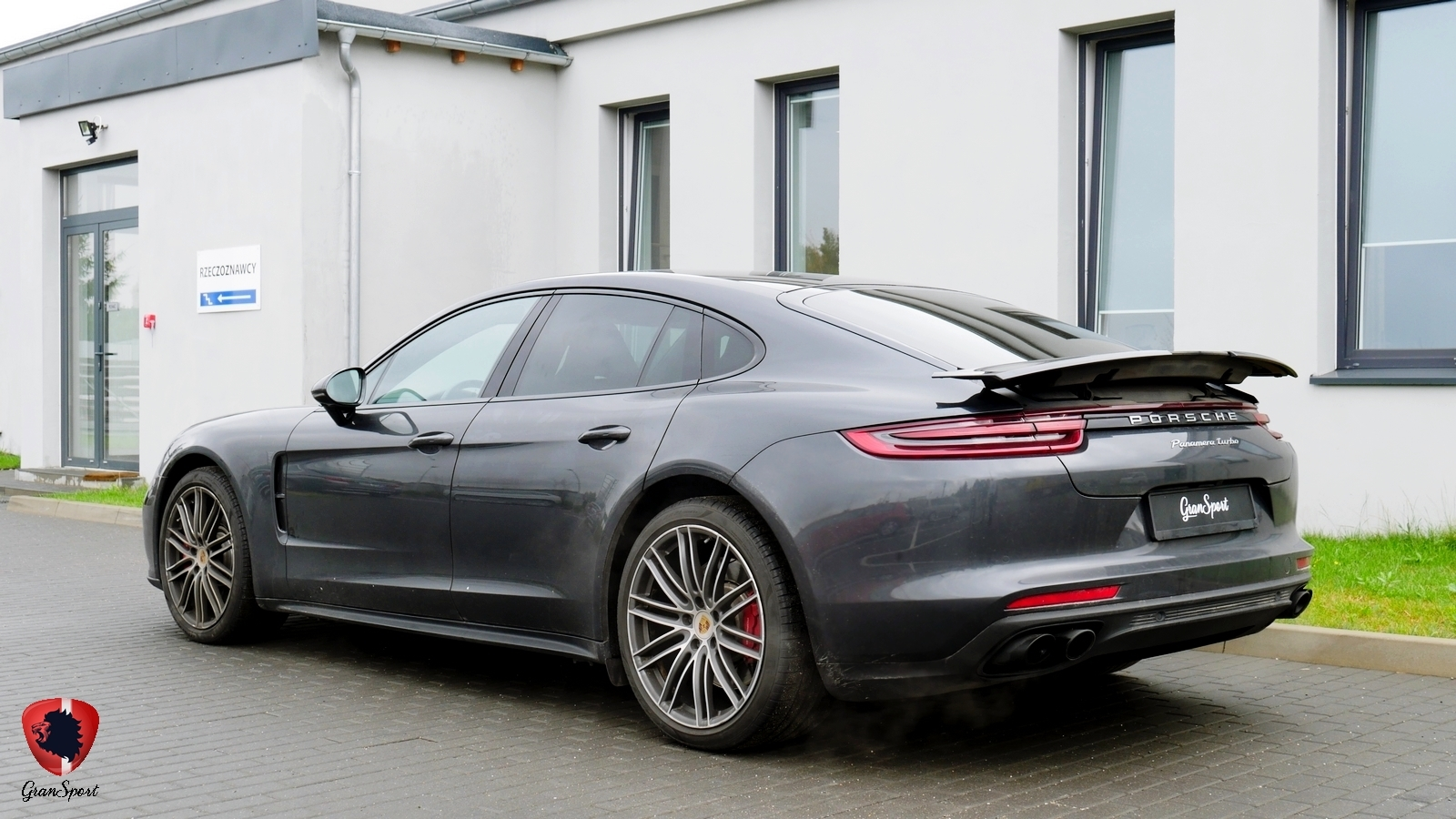 Porsche Panamera Turbo TechArt