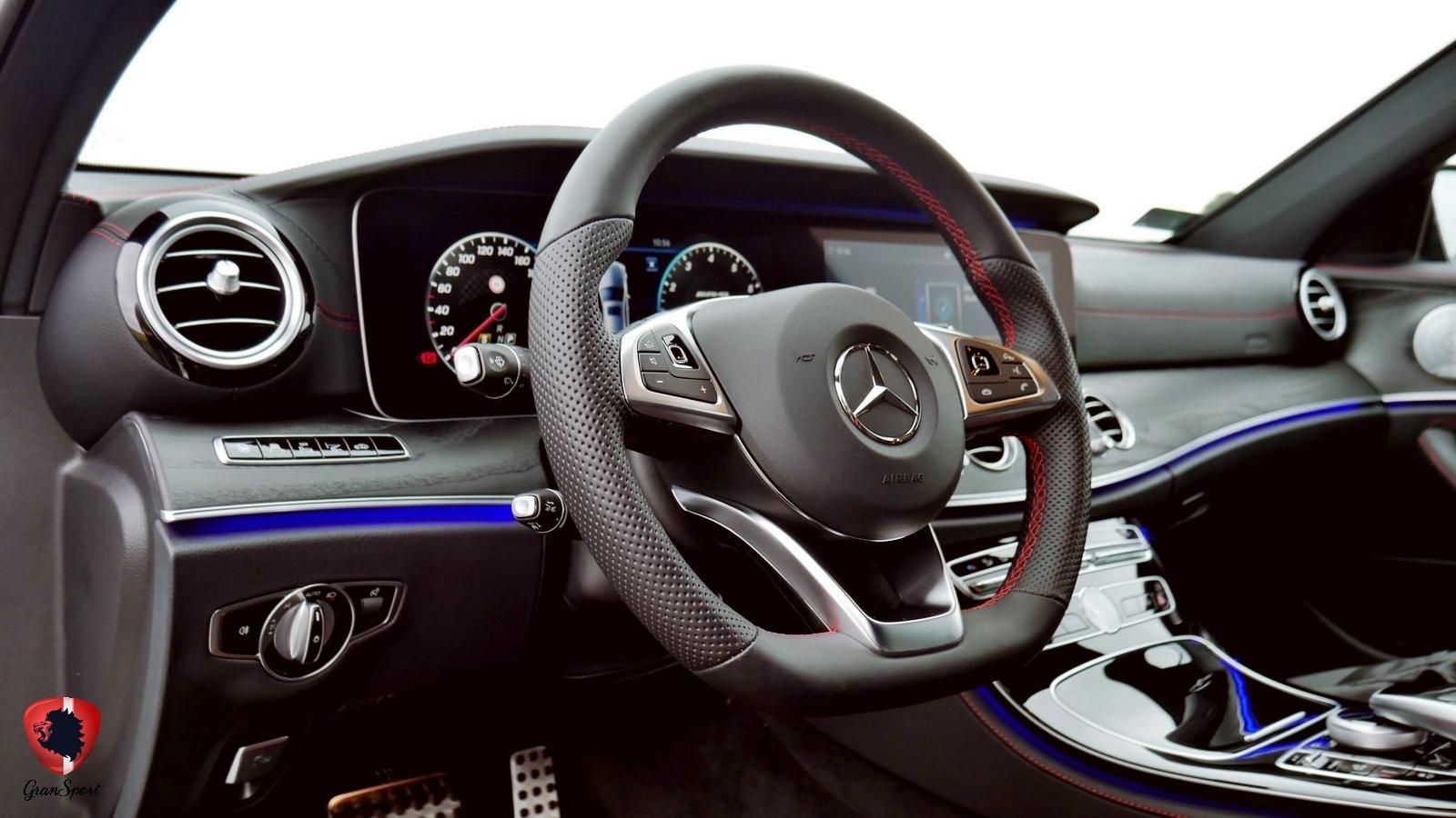 Mercedes-AMG E43 Brabus