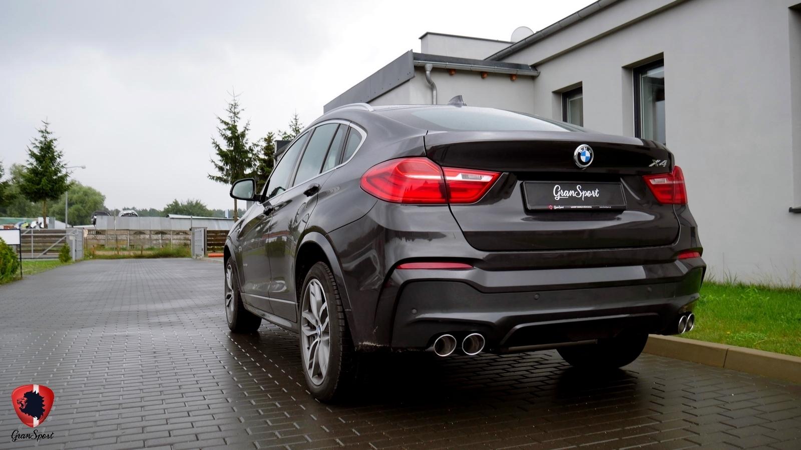 BMW X4 F26 Remus