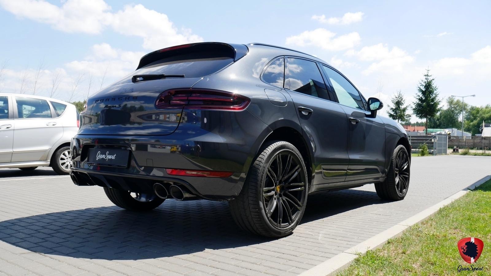 Porsche Macan Diesel S Hamann
