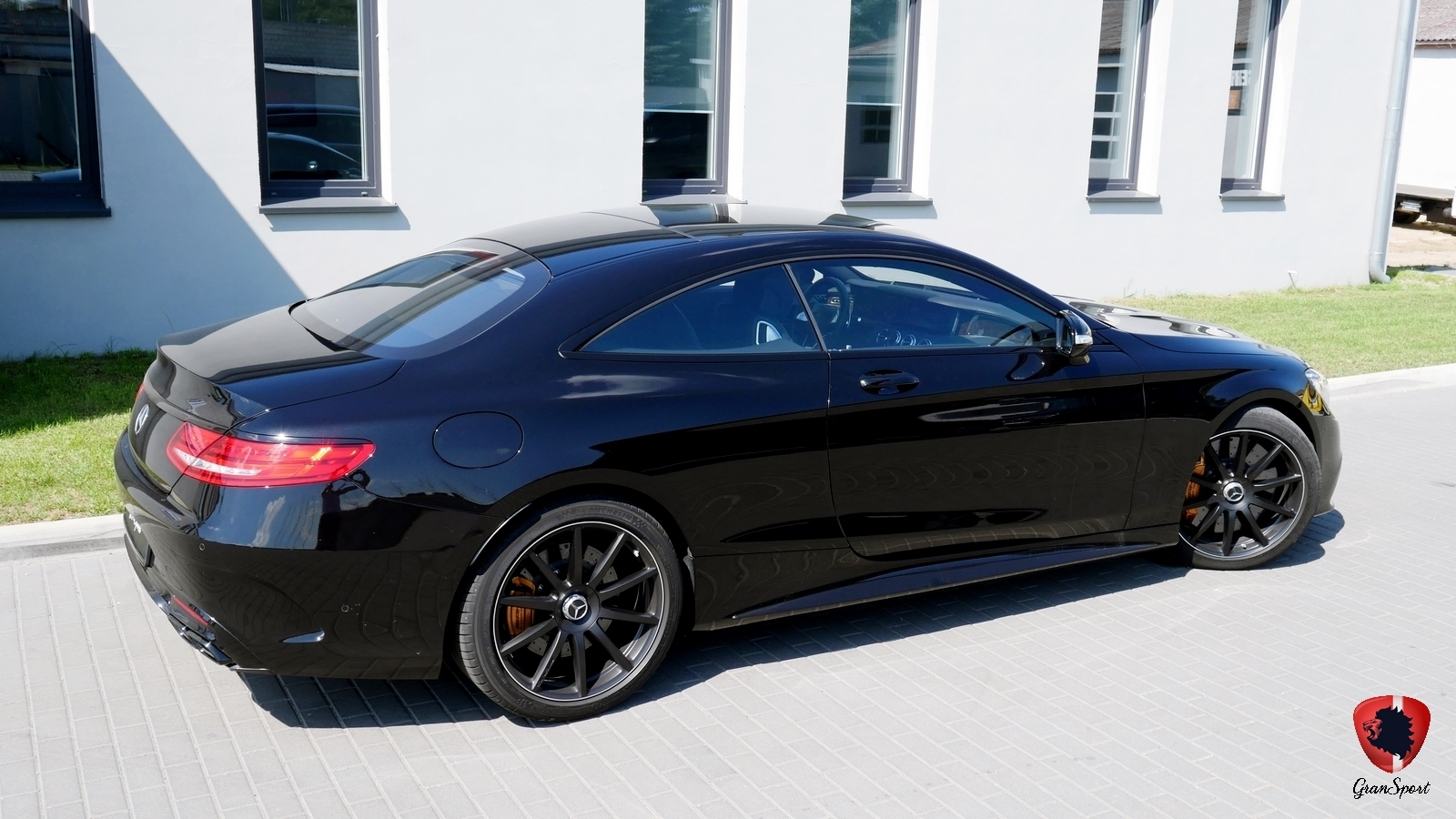 Mercedes S 63 AMG Coupe Remus