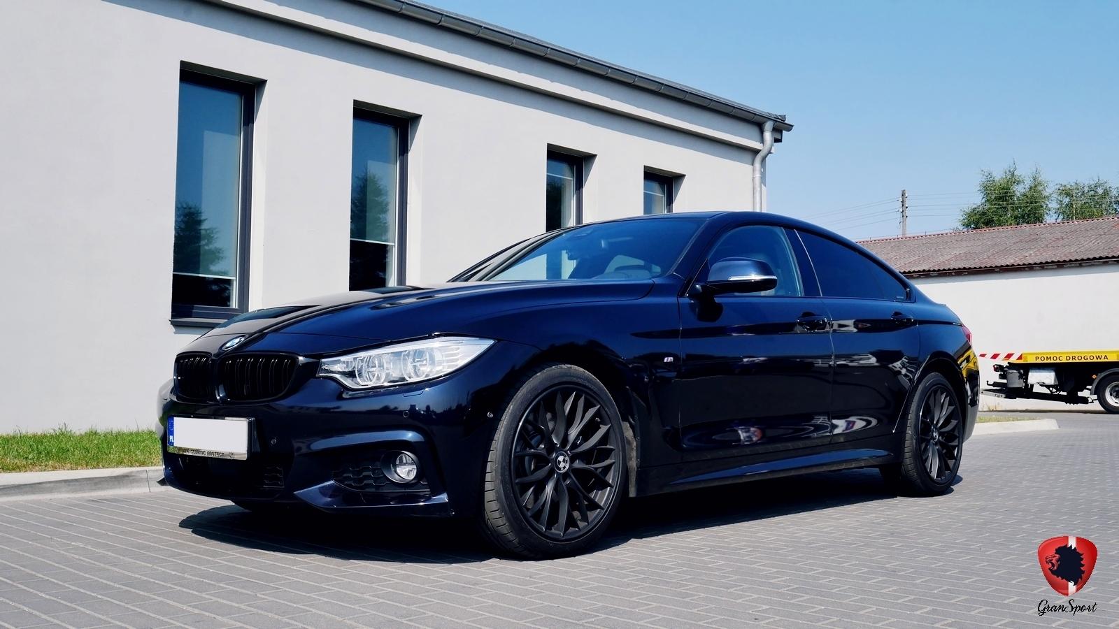 BMW 428ix F36 Remus
