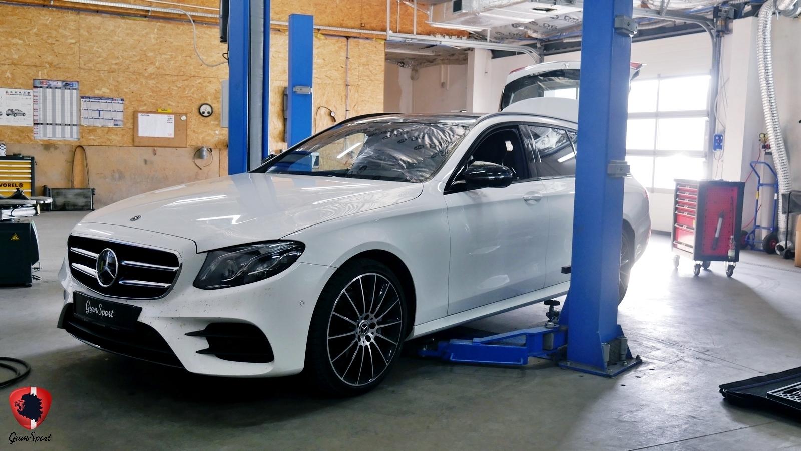 Mercedes E S213 Maxhaust