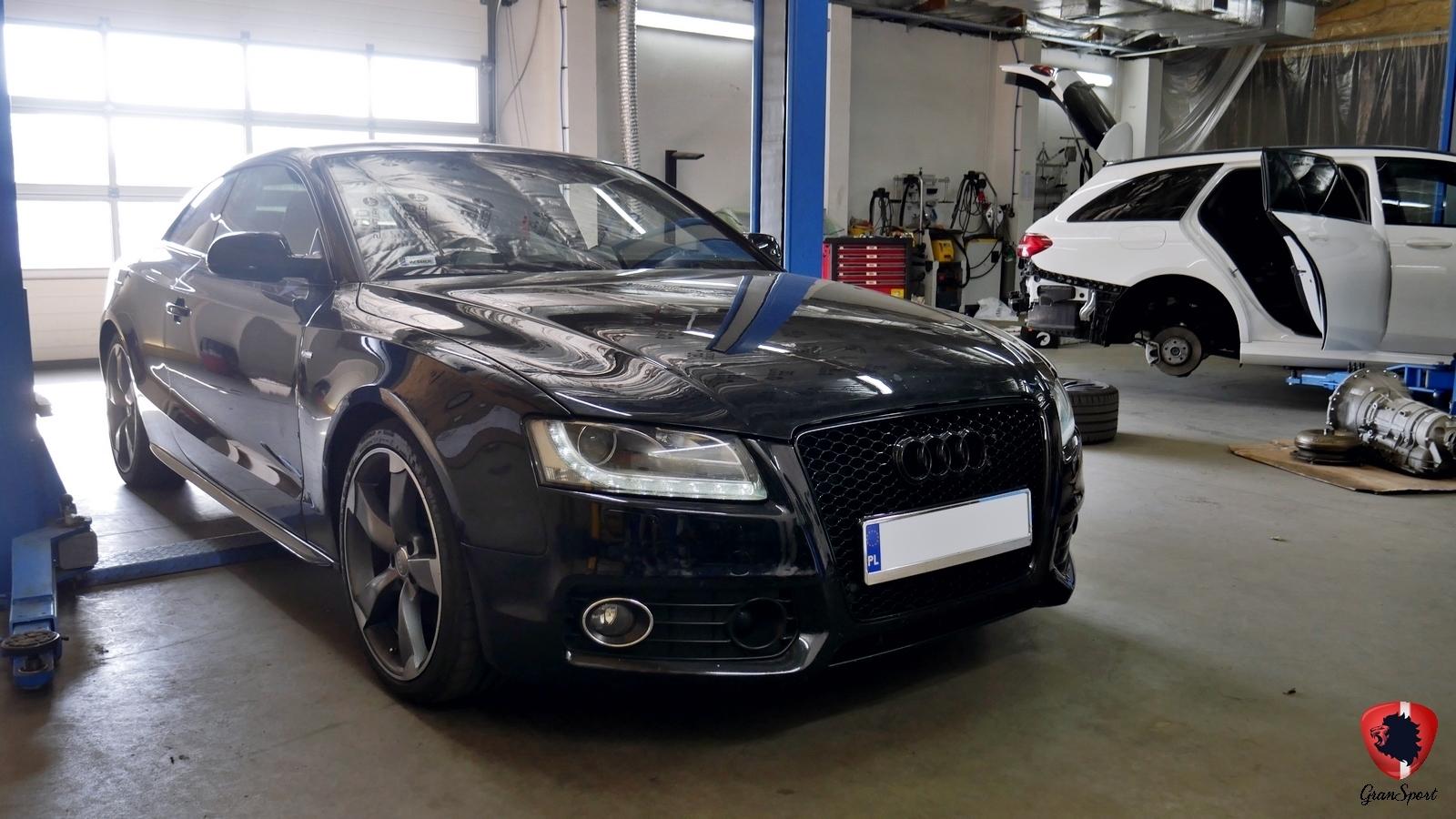 Audi S5 Remus