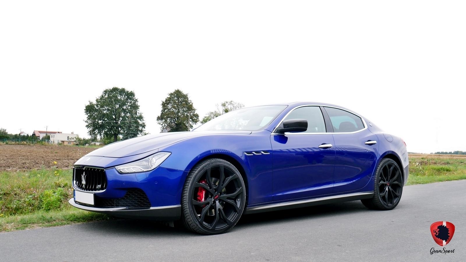 Maserati Ghibli SQ4 Remus