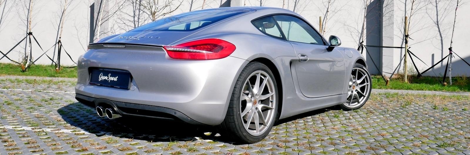 Porsche Cayman TechArt